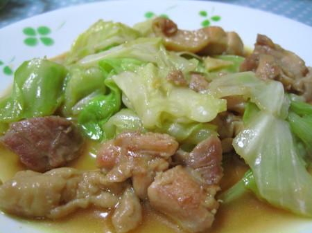 鶏モモとキャベツのカレー炒め_1.jpg